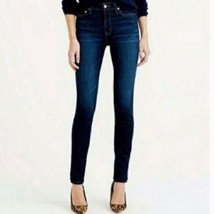 Zara Trafaluc Dark Wash Skinny Jeans Size 8